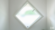 Formes de fenêtres en aluminium