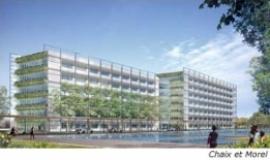 blagnac aluminium environnement 30 exemples d 39 architecture bioclimatique. Black Bedroom Furniture Sets. Home Design Ideas